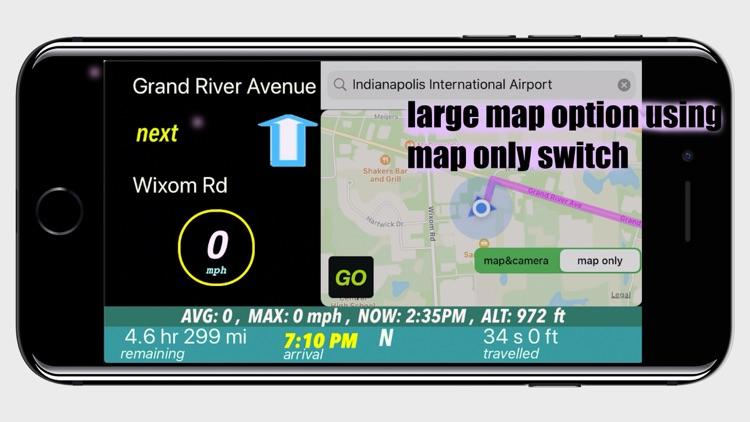 Nity Map AI Camera & Run timer