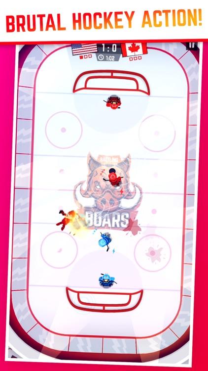 Brutal Hockey