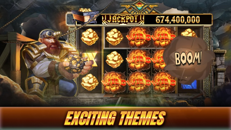 Slotventures -Hot Vegas Slots screenshot-7
