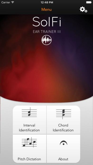 SolFi Ear Trainer 3 Screenshots