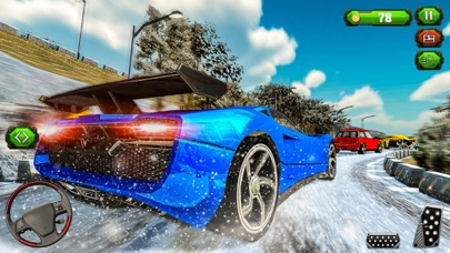 Screenshot from Super Car: Racing Games