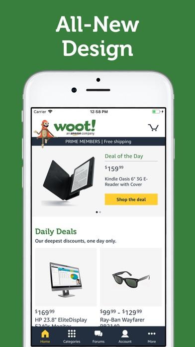 56499a0006386 Woot - Revenue   Download estimates - Apple App Store - US