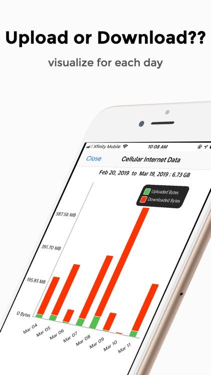 Data Tracker Lite screenshot-4