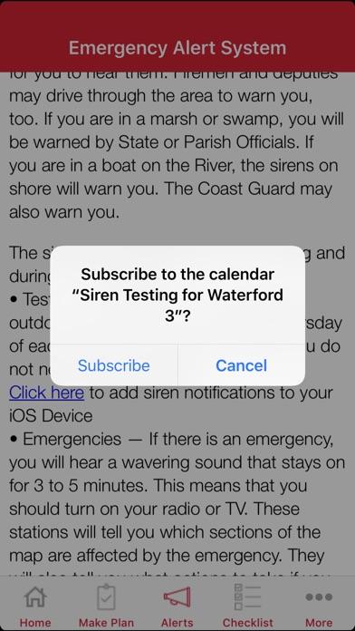 Waterford 3 Public Information screenshot #4