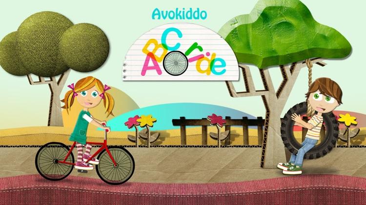 ABC Ride: Learn the alphabet