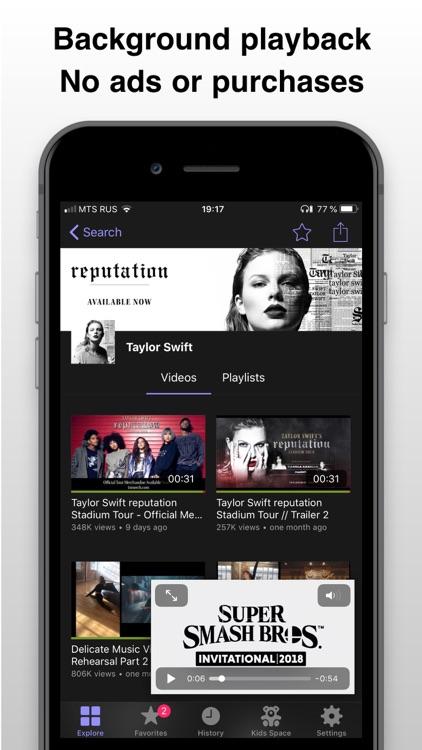 Ivory - Video Player screenshot-0