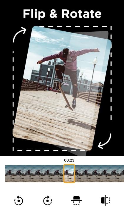 Video Crop: Trim & Cut Editor