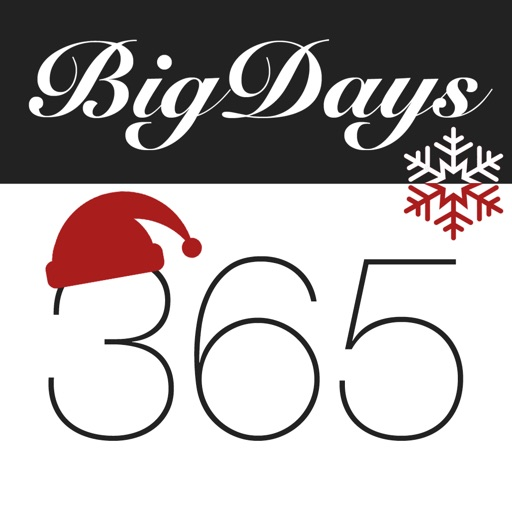 Big Days - Events Countdown