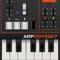 App Icon for ARP ODYSSEi App in Denmark IOS App Store