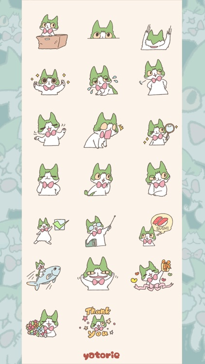 Daily Life of Hachiware !