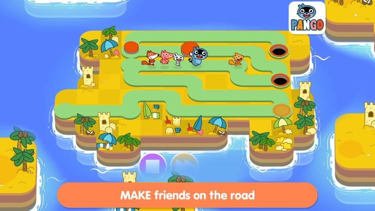 Pango One Road : logical maze