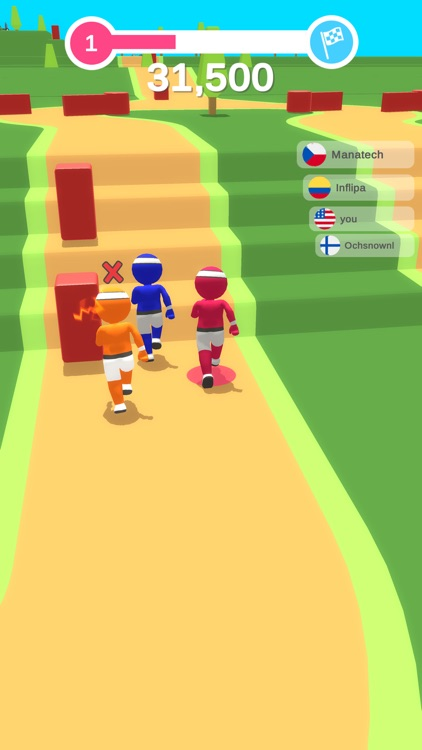 PartyRun.io screenshot-2