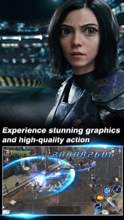 Alita: Battle Angel – The Game screenshot-4
