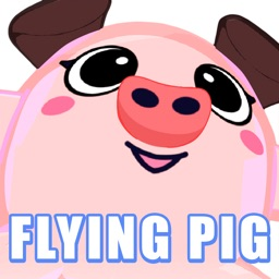 Smile Toy : Flying Pig