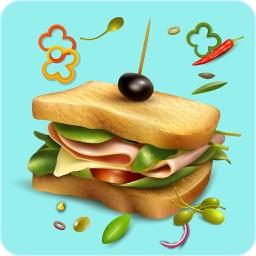 Sandwich Burger Puzzle !