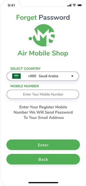 Air Mobile Shop on the App Store