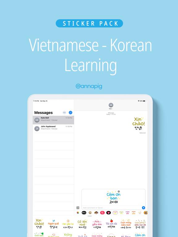 Vietnamese Korean Learning screenshot 4