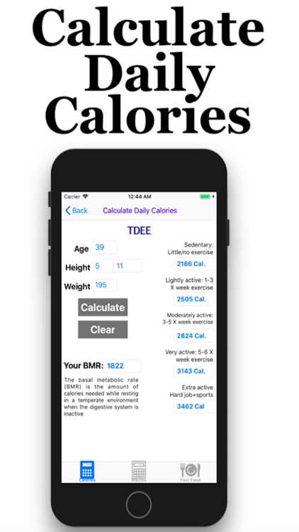 Keto Helper & Macro Calculator screenshot-3