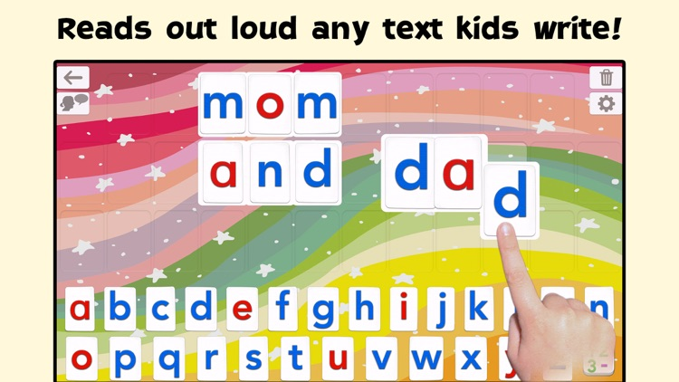 Word Wizard for Kids School Ed screenshot-1