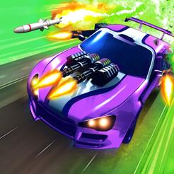 Fastlane: Sparatutto con auto