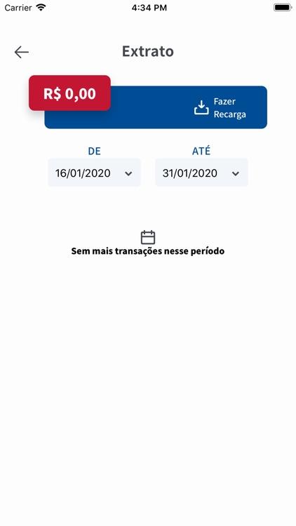 Conta Digital Telecall screenshot-5
