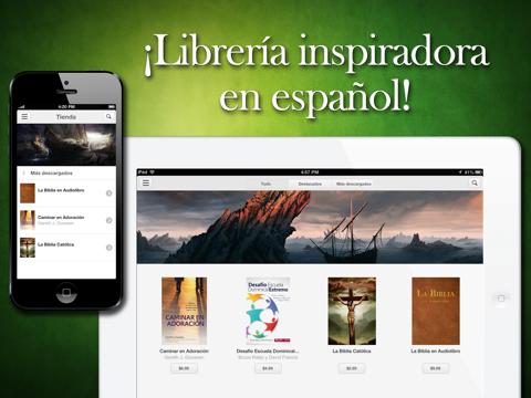 Biblia Reina Valera Audiolibro - náhled