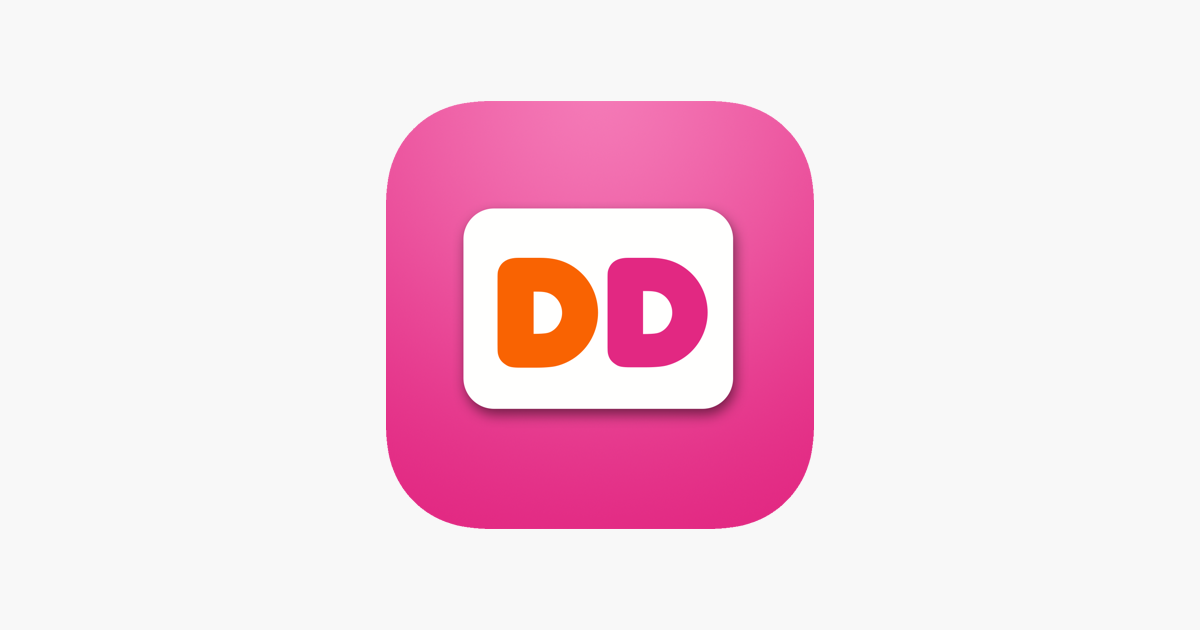 Dunkin' Donuts on the App Store on