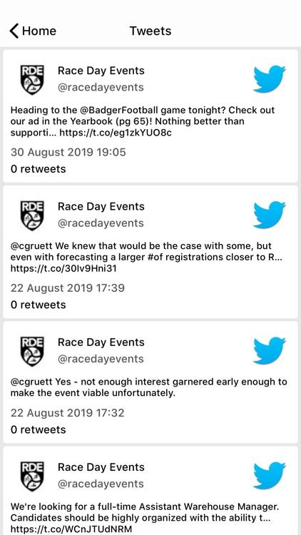 Race Day Events screenshot-3