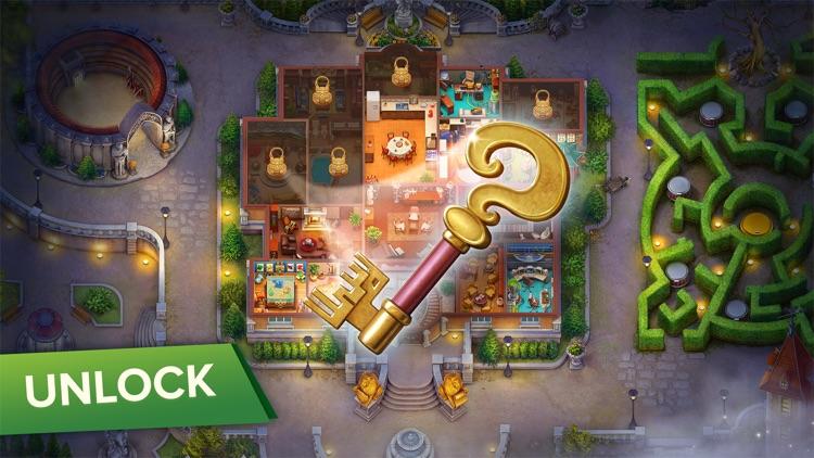 Mystery Manor: hidden objects screenshot-5