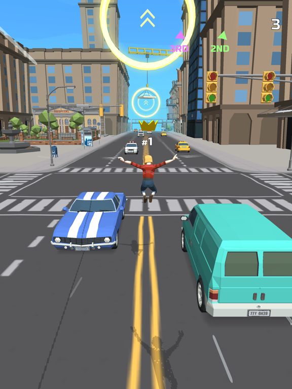 iPad Image of Swing Rider!