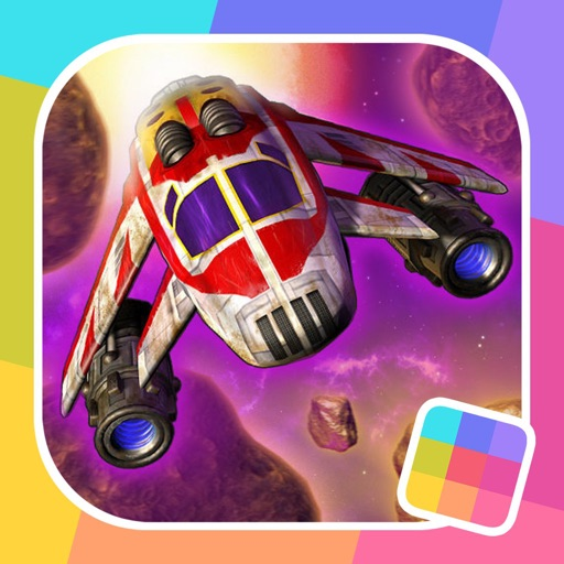 Space Miner Blast - GameClub icon