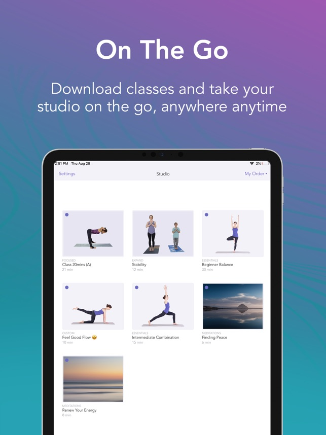 Yoga Studio: Mind & Body on the App Store