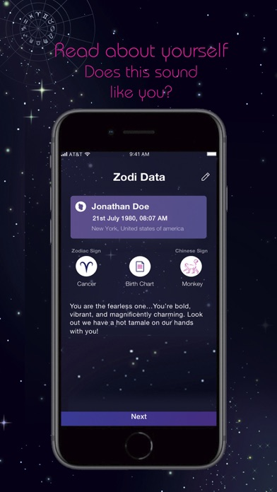 ZodiLuv - Astrological Dating screenshot three