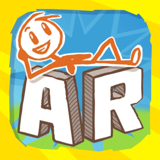 Draw a Stickman: AR icon
