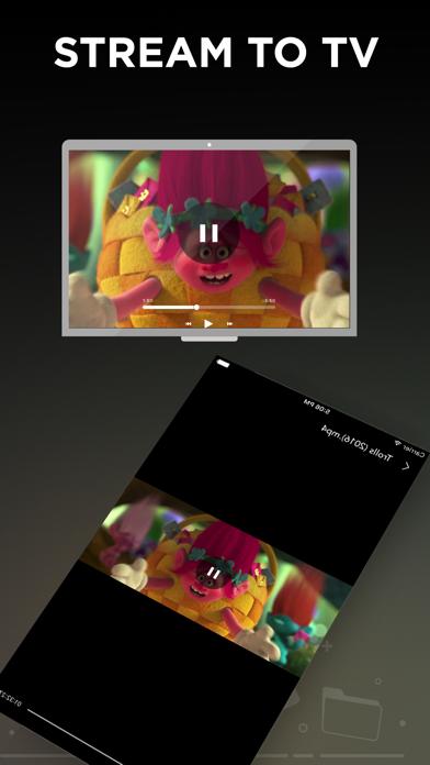 Screenshot #3 pour UPNP/DLNA Streamer for TV