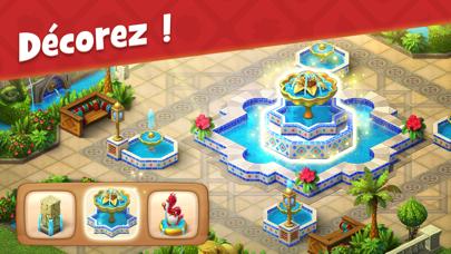 Screenshot for Gardenscapes in Lebanon App Store
