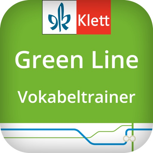 Green Line Vokabeltrainer icon