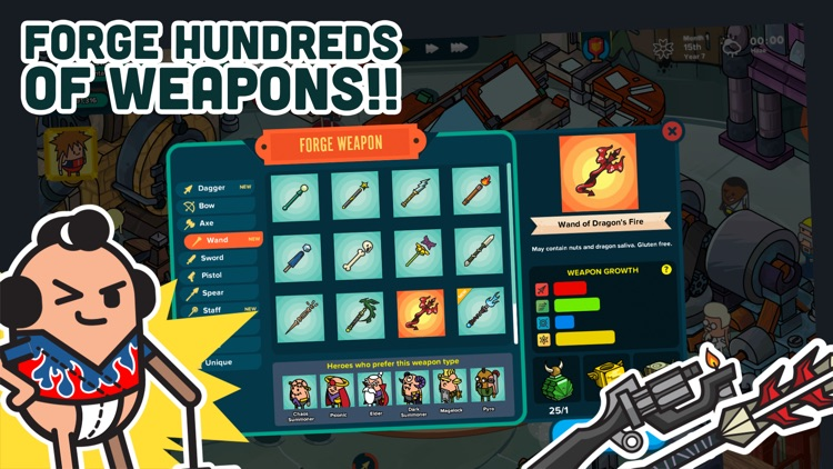 Holy Potatoes! A Weapon Shop?! screenshot-0