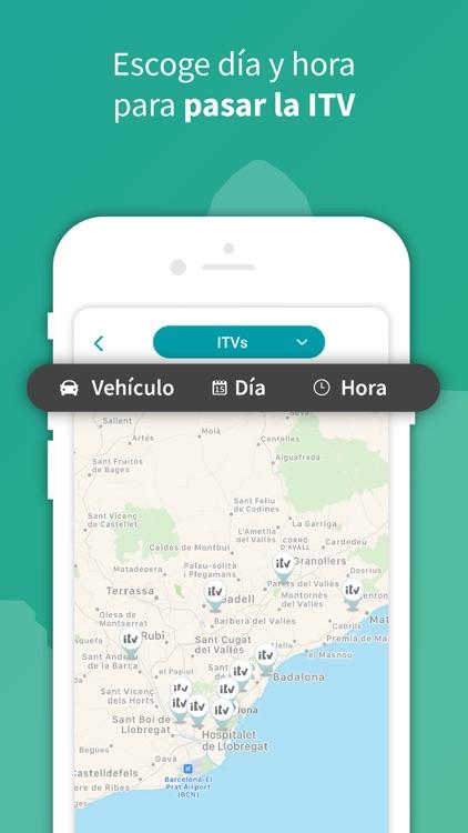 Bip&Drive - Aparcar y repostar screenshot-5