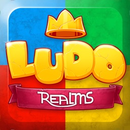 Ludo Realms - Dice Roll King