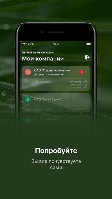 Альфа-Бизнес Мобайл 2.0 BYСкриншоты 5