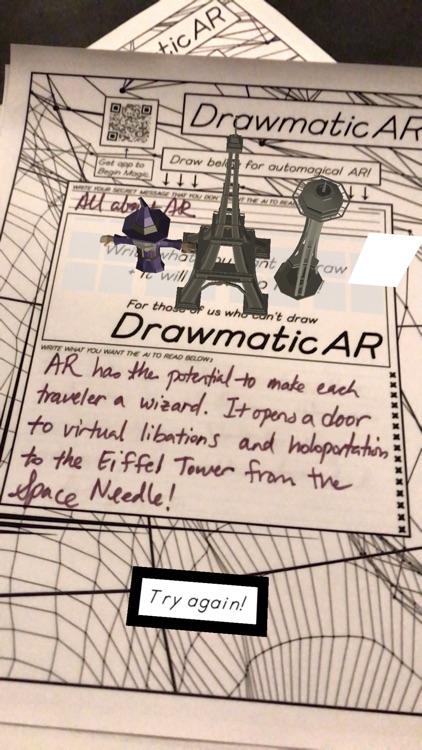 DrawmaticAR