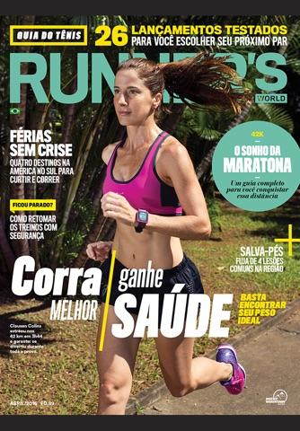 Runner's World Brasil - náhled