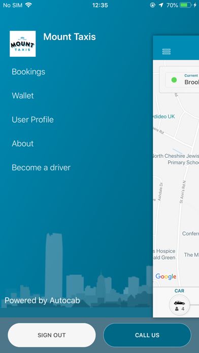 Mount Taxis screenshot one