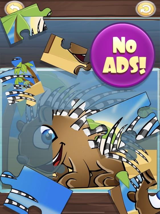 Animal Kingdom Puzzles screenshot-3