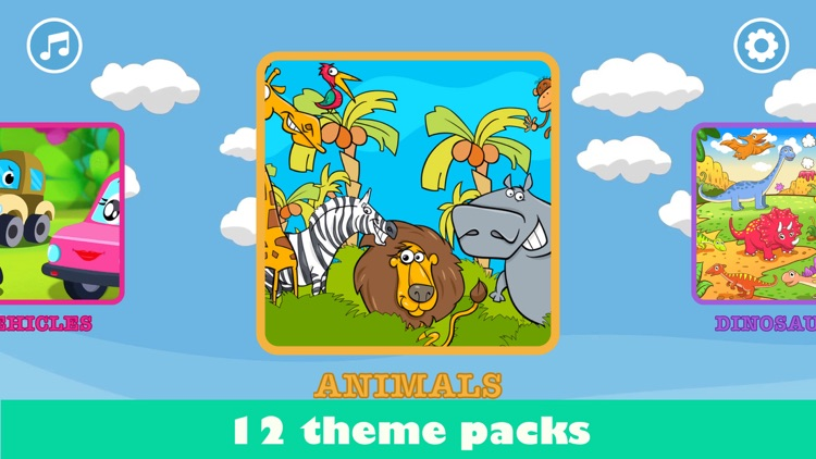 Drawing for kids: colour games screenshot-4