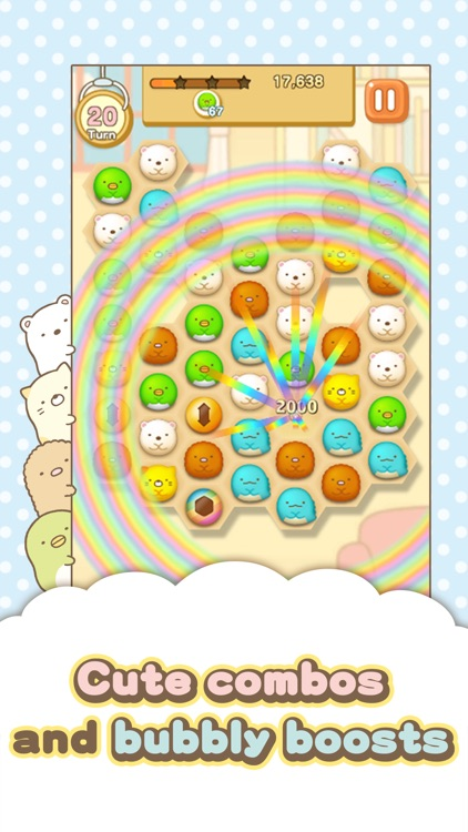 Sumikko gurashi-Puzzling Ways screenshot-2