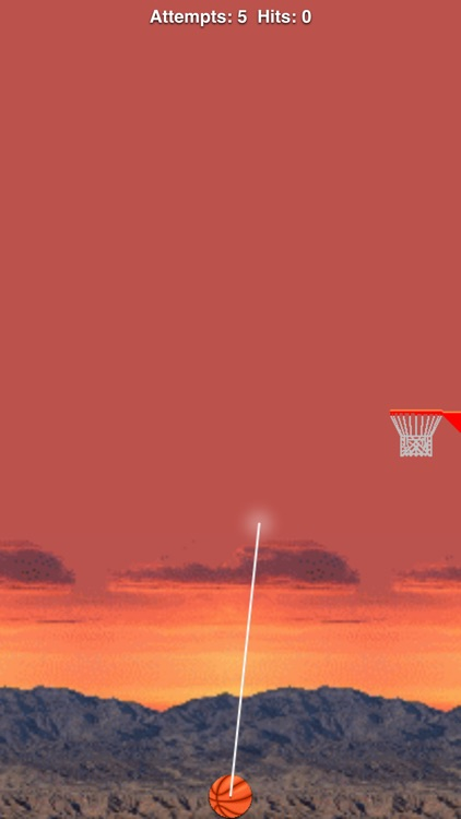 Basketball Game screenshot-4