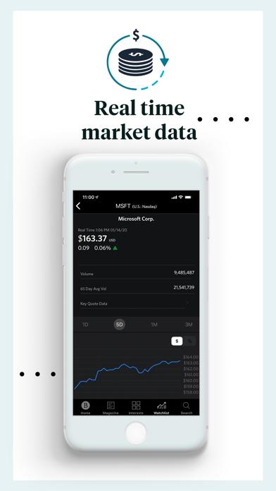 Barron's - Investing Insights Screenshot