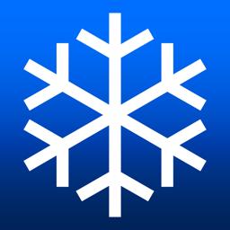 Ícone do app Ski Tracks